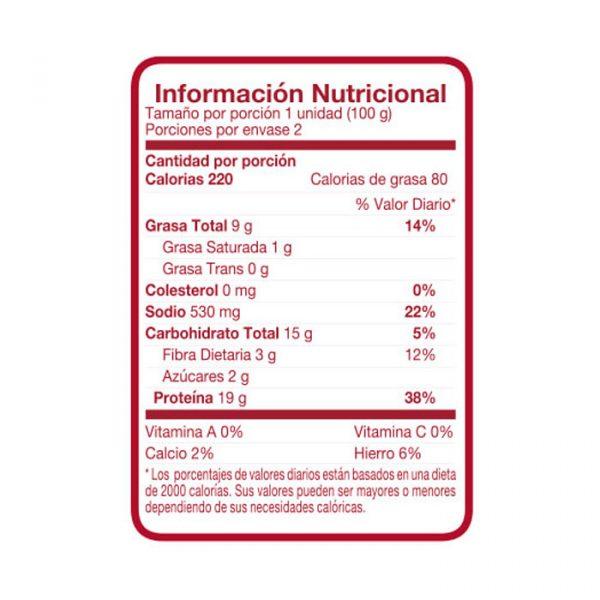 Información_Nutricional_Jappi_Burger