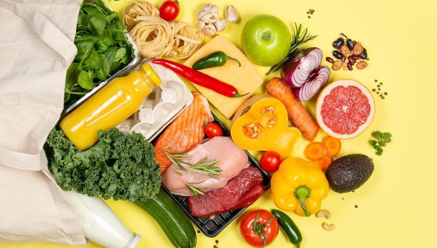 Estos son alimentos de origen vegetal