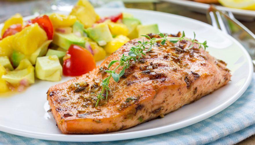 Reemplaza los alimentos de origen animal