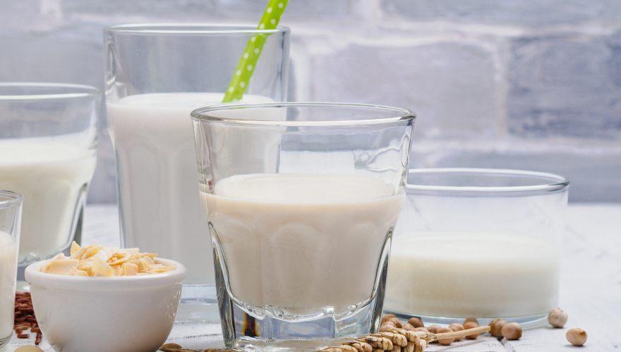 Bebidas vegetales una solución para la intolerancia a la lactosa
