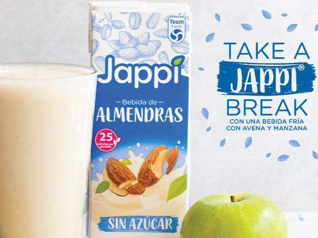 Jappi-Bebida fría de manzana