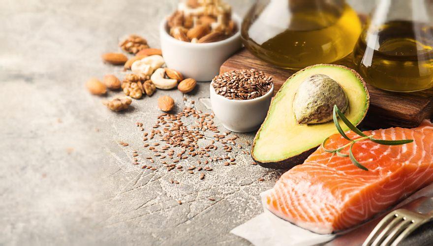 Ácidos grasos: qué son y en qué alimentos los encuentras.
