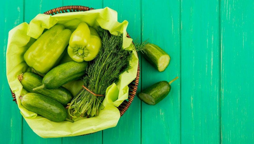 Verduras verdes: ¿por qué debes incorporarlas a tu dieta?