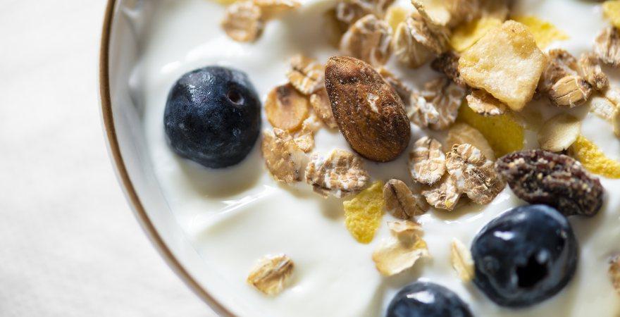 Los beneficios de los yogures de origen vegetal