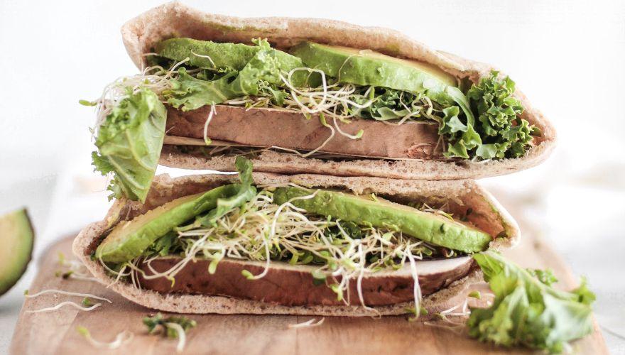 3 desayunos vegetarianos coloridos, deliciosos y balanceados - Jappi 2